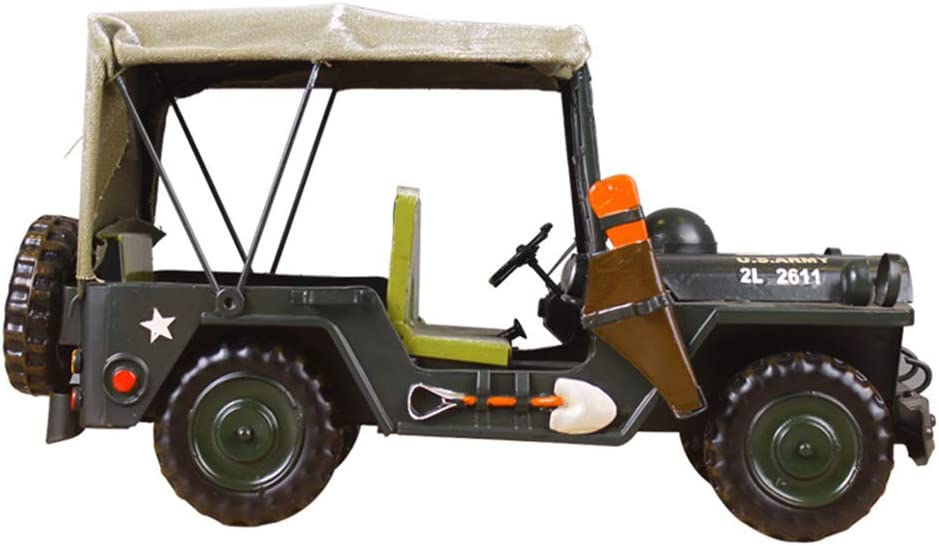SDBRKYH Car Model Decoration Armored Sale Special Price Military Vehicle 5 ☆ very popular Reconnais