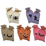 ハロウィン 袋 ラッピング 10枚セット プレゼントに便利な小分け袋 お菓子 ギフト