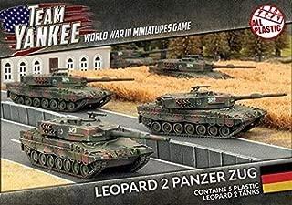Team Yankee Leopard 2 Panzer Zug