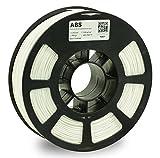 KODAK 3D Printing FIlamento ABS 1.75 mm para impresora 3D, Blanco ABS, precisión dimensional +/-...