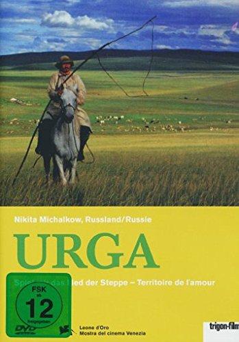 Urga - Spiel mir das Lied der Steppe  (OmU)