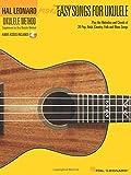 More Easy Songs for Ukulele: Hal Leonard Ukulele Method