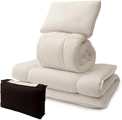 テイジン こだわり寝具3点セット 枕 掛布団 敷布団 シングルサイズ ダニ対策 ベット こだわりシリーズ