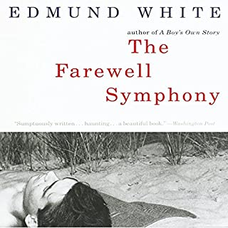 The Farewell Symphony audiobook cover art