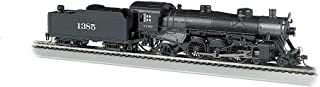 Bachmann Industries Trains Usra Light Pacific 4-6-2 Dcc Sound Value Equipped Santa Fe #1385 Ho Scale Steam Locomotive
