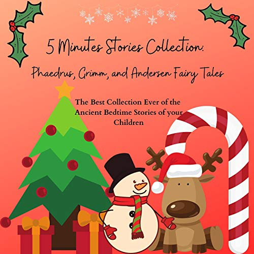 『5 Minutes Stories Collection: Phaedrus, Grimm, and Andersen Fairy Tales』のカバーアート