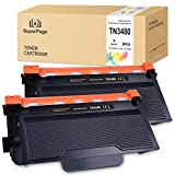 2 Superpage reemplazo para Brother TN-3480 TN3480 Cartuchos de tóner para Brother HL-L5000D HL-L5100DN HL-L5200DW HL-L5200DWT HL-L6200DW HL-L6250DW HL-L6300DW HL-L6400DW HL-L6400DWT DCP-L5500DN