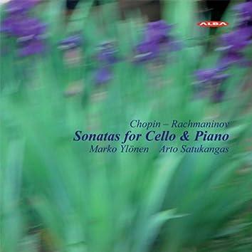 Chopin, F. / Rachmaninov, S.: Sonatas for Cello and Piano
