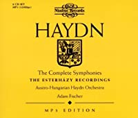 Complete Symphonies - MP3 Edition by JOSEPH HAYDN (2009-06-09)