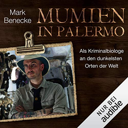 Mumien in Palermo audiobook cover art