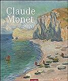 Claude Monet. Wandkalender 2020. Monatskalendarium. Spiralbindung. Format 46 x 55 cm - Weingarten