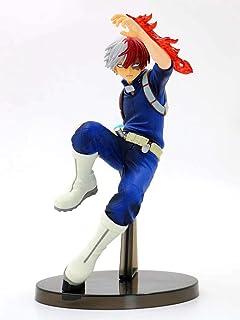 LF-YGJ Statue Anime Mon Combat de héros.Katsuki Bakugo Action Figure The Amazing Heroes Shoto Todoroki PVC Figure Jouets ...