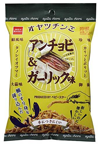 おやつカンパニー ベビースター オヤツチンミ アンチョビ&ガーリック味 43g ×12袋