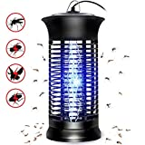 Best Indoor Fly Killers - SHCAPENM Bug Zapper Mosquito Killer - Flying Insect Review
