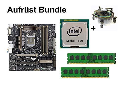 Aufrüst Bundle - ASUS Gryphon Z87 + Intel Core i5-4440 + 8GB RAM #154880