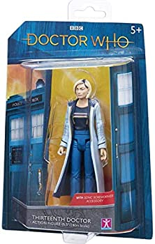 collector Doctor WHO Action Figure - 13TH Doctor with Sonic Screwdriver Accessory Approx 5