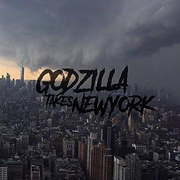 Godzilla Takes New York