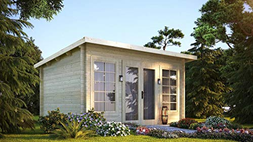 Vikträ Gartenhaus Cleveland 40 ISO...