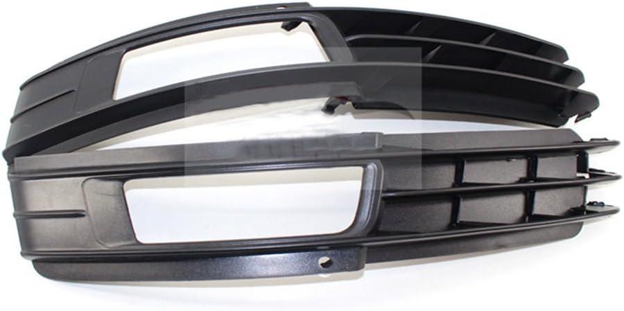 Rejilla inferior para parachoques delantero con agujero para luces antiniebla para A-u-d-i A6 C5 2002 2003 2004 2005 Areyourshop