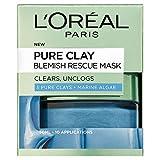 Piel Expert L 'Oréal Paris Pure máscara de arcilla mancha rescate, 50ml