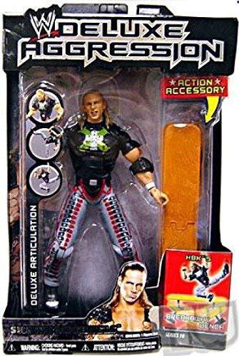 WWE Wrestling Deluxe Aggression Series 10 Shawn Michaels Action Figure [DX Outfit] [New]