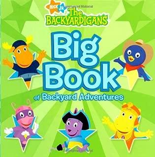Big Book of Backyard Adventures (The Backyardigans)