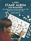 A First Stamp Album For Beginners...