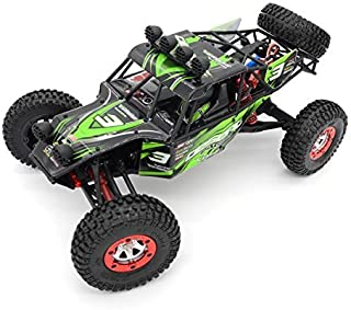 Zerospace Keliwow EAGLE-3 Off Road Car 1:12 Full Scale 4WD 2.4G Desert Buggy RTR with 5 More Free R Pins Green by KELIWOW
