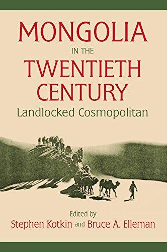 Mongolia in the Twentieth Century (English Edition)