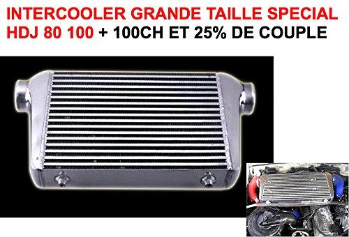 LCM2014 INTERCOOLER Special 4X4 Adaptable Tous Moteurs Turbo GAGNEZ 50CH ! Raid Preparation 4X4