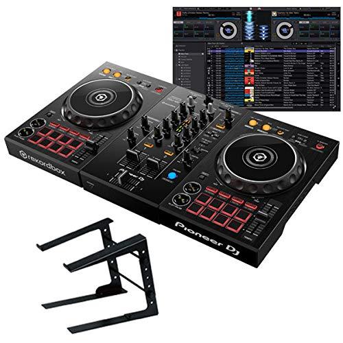 Pioneer DJ パイオニアディージェイ DDJ-400 + PCスタンドセット【rekordbox djライセンス付属】
