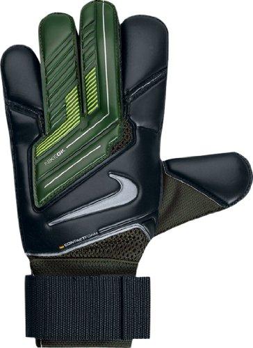 Nike GK Vapor Grip 3[gs0252–037] Guanti da portiere, 037 BLACK/DKARMY/VOLT/REFLECTI, M