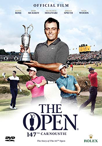 The Story of the Open Golf Championship 2018 (The Official Film) [DVD]
