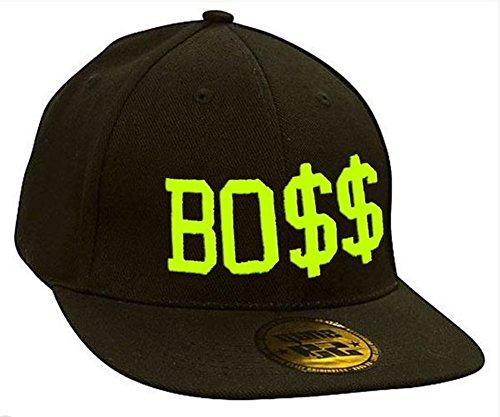 Bonnet Casquette Snapback Baseball DIAMOND OMG 1994 Hip-Hop RICH Bad Hair Day