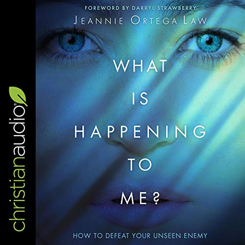 What Is Happening to Me? Audiobook By Jeannie Ortega Law, Darryl Strawberry - foreword cover art