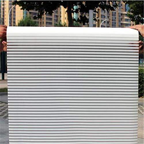 Breed 60cm * lang 200cm mat ondoorzichtig glas raamfolie voor raam privacy zelfklevende glas stickers waterdicht badkamer toilet, CZ63