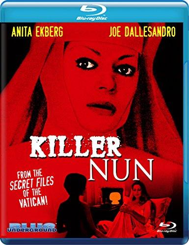 suora omicidi / killer nun (blu-ray) ()