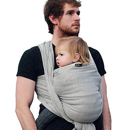 Didymos Babytragetuch, Modell Lisca Grigio, Größe 8