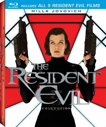 The Resident Evil Collection (Resident Evil / Resident Evil: Apocalypse / Resident Evil: Extinction /…