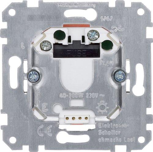 Merten Elektronik-Schalt-Einsatz 576799 25-300W, 230 V
