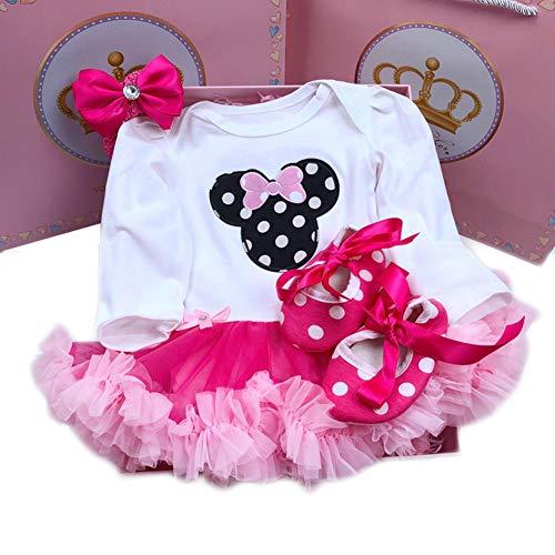 JUNBABY Boîte-Cadeau pour Bébé, Cas Actuel De Robe pour BéBé, Bébé De Style Mignon-F-L