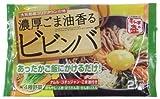 徳山物産 キムチの壺 濃厚ごま油香るビビンパ 袋160g