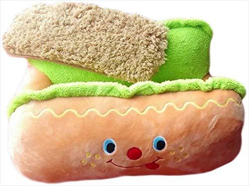 [TOKYO LUNA] ホットドッグ(ベッド)カドラー S (ペット用 小型犬 カドラー ベッド)