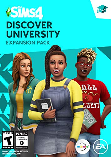 The Sims 4 Discover University - [PC Online Game Code]