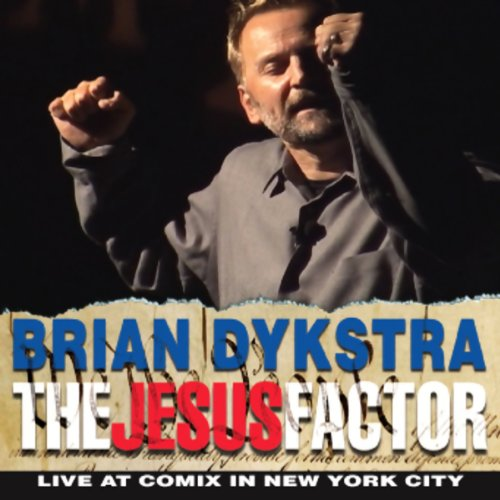 The Jesus Factor audiobook cover art