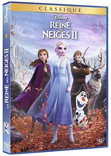 La Reine des neiges 2 (Frozen Ii), 1 DVD, 98 minutes !
