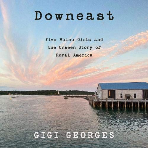 Downeast Audiobook By Gigi Georges cover art