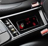 Accessoires de voiture sans fil de voiture IQ boîte de charge sans fil accoudoir central chargeur de voiture accessoires...