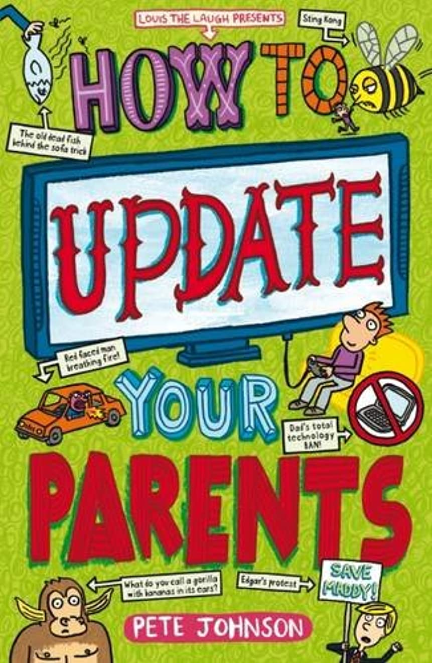 一握りドループ食事How to Update Your Parents