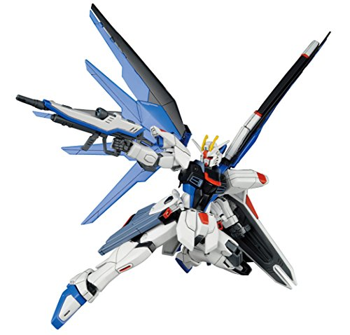 Bandai Hobby 1/144 HGCE Freedom Gundam Action Figure